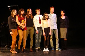 Jong Talent in theater Figi in Zeist